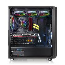 Thermaltake Versa H26 Tempered Glass Black