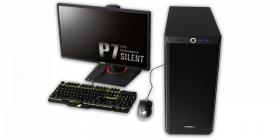 Antec P7 Silent Sound-Proof Black
