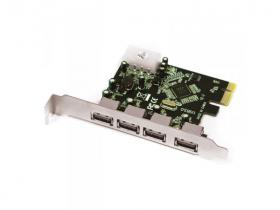 Approx APPPCI4PV3 4port USB2.0/PCI Card
