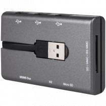 Canyon CNE-CMB1 Card Reader USB 2.0, Gray